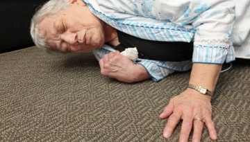 Reduce falls by improving cognitive function