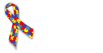 """Autism Awareness Ribbon"" by White_ribbon.svg: MesserWolandJigsaw_Puzzle.svg: Psyonderivative work: Melesse (talk) - White_ribbon.svgJigsaw_Puzzle.svg. Licensed under Creative Commons Attribution-Share Alike 3.0 via Wikimedia Commons - http://commons.wikimedia.org/wiki/File:Autism_Awareness_Ribbon.png#mediaviewer/File:Autism_Awareness_Ribbon.png"